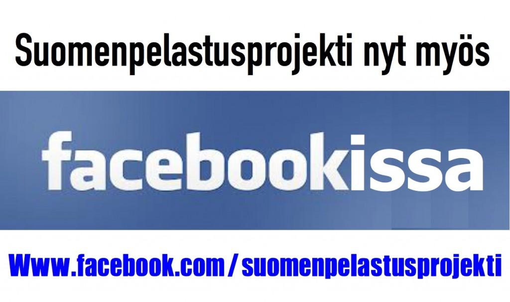 Suomenpelastusprojekti Facebookissa